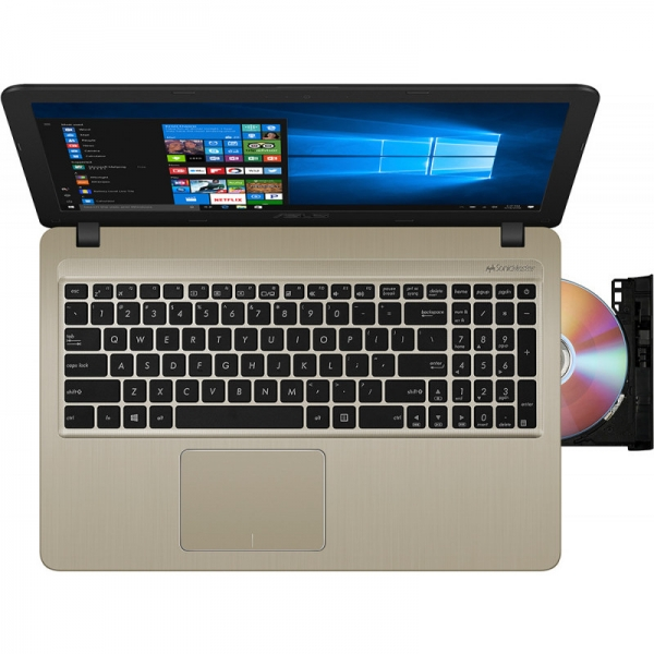 Notebook / Laptop ASUS 15.6'' VivoBook 15 X540UA, FHD, Procesor Intel® Core™ i3-7020U (3M Cache, 2.30 GHz), 4GB DDR4, 256GB SSD, GMA HD 620, Win 10 Home, Chocolate Black 1