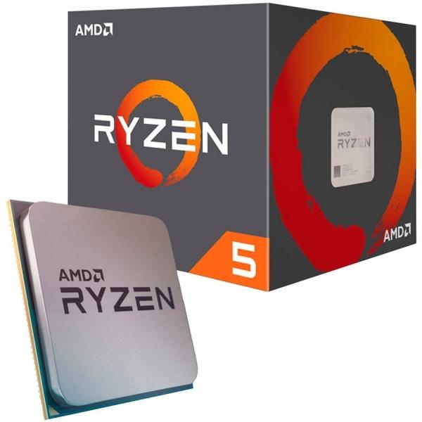 "CPU AMD skt AM4 Ryzen 5 3600     6C/12T, 3.6GHz/4.2GHz Boost, 35MB cache (L2+L3),   65W, cooler Wraith Stealth ""100-100000031BOX"" 0"