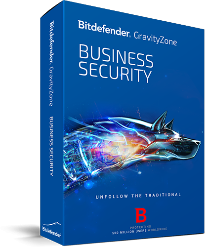 Licenta electronica 10 Useri Antivirus Bitdefender GravityZone Security for Endpoints Physical Workstations 10PC, 1An 0