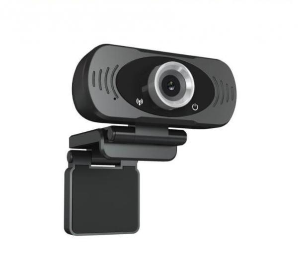Camera Web Xiaomi IMILAB FHD, rezolutie 2MP,  Rezolutie video FullHD 1920p, microfon incorporat, negru 0