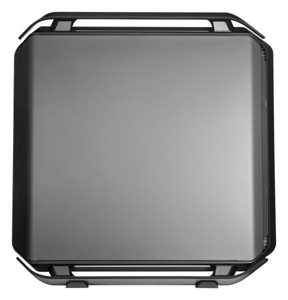 "CARCASA COOLER MASTER. Full-Tower E-ATX, Cosmos  C700P, tempered glass, 3* 140mm fan (inclus), I/O panel, RGB controller & RGB LED strips, black ""MCC-C700P-KG5N-S00"" 4"