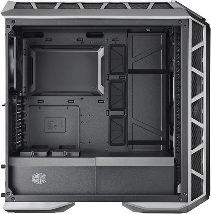"CARCASA COOLER MASTER Middle-Tower E-ATX, MasterCase. H500P MESH, tempered glass, 2* 200mm RGB fan (incluse), I/O panel, gun metal ""MCM-H500P-MGNN-S10"" 0"