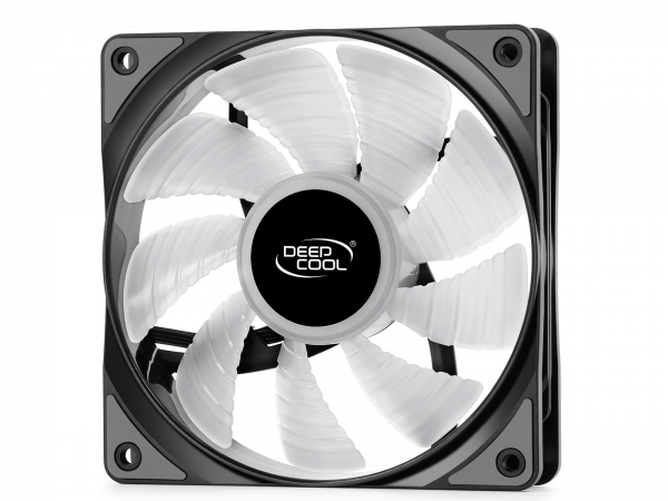 """COOLER DeepCool CPU universal, soc LGA20xx/1366/115x & AMx/FMx, Al+Cu, 4x heatpipe, 150W, RGB LED """"GAMMAXX GTE"""" 5"""