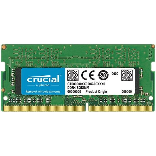 CRUCIAL DRAM 4GB DDR4 2666 MT/s (PC4-21300) CL19 SR x8 SODIMM 260pin , EAN: 649528787286 0