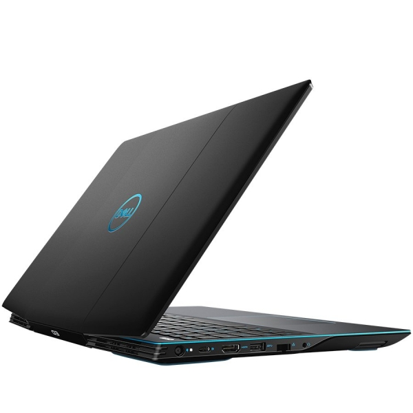 "Dell Dell G3 15 (3590),15.6"" FHD (1920 x 1080) AG, Intel Core i7-9750H (12MB Cache up to 4.5 GHz),16GB(2x8GB)DDR4 2666Mhz, 256GB(M.2)NVMe SSD + 1TB (5400rpm),NVIDIA GeForce GTX 1650/4GB,WiFi 802.11ac, 3"