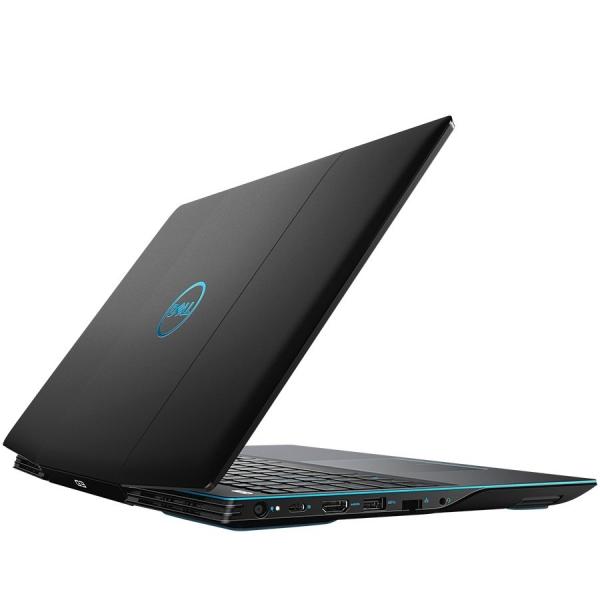 "Dell G3 15(3590),15.6"" FHD (1920 x 1080) AG, Intel Core i7-9750H (12MB Cache up to 4.5 GHz),16GB(2x8GB)DDR4 2666Mhz, 512GB(M.2)NVMe SSD, noDVD,NVIDIA(R) GeForce(R) GTX 1660 Ti / 6GB,WiFi 802.11ac, BT, 3"