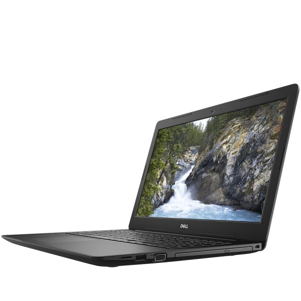 Dell Vostro 3580, 15.6-inch FHD(1920x1080), Intel Core i7-8565U, 8GB(1x8GB) 2666MHz DDR4, 1TB 5400 SATA, DVD-/+RW, AMD Radeon 520 Graphics 2G, Wifi 802.11ac, BT, Non-Backlit Keybd, 3-cell 42WHr, WIN10 1
