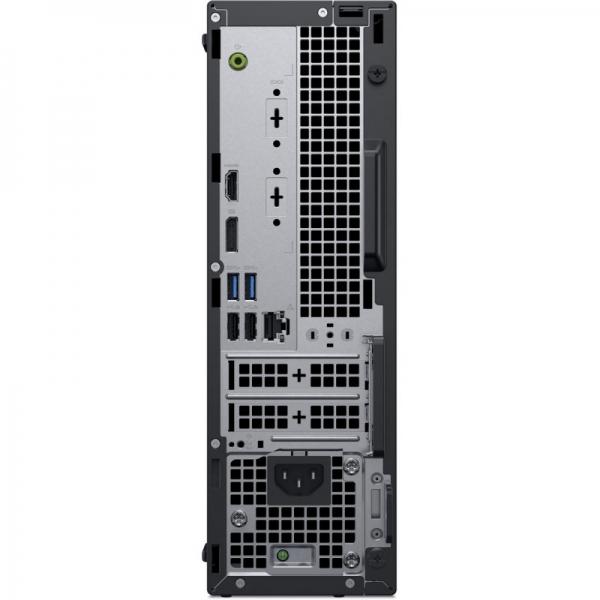 Desktop Dell OptiPlex 3070 SFF Intel Core Coffee Lake (9th Gen) i5-9500 256GB SSD 8GB Win10 Pro Tastatura + Mouse Black 2