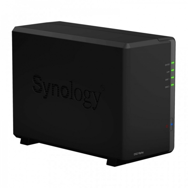 Network Attached Storage Synology DiskStation DS218play 1 GB 0