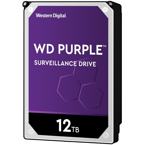 HDD AV WD Purple (3.5\'\', 10TB, 256MB, 7200 RPM, SATA 6 Gb/s) 0