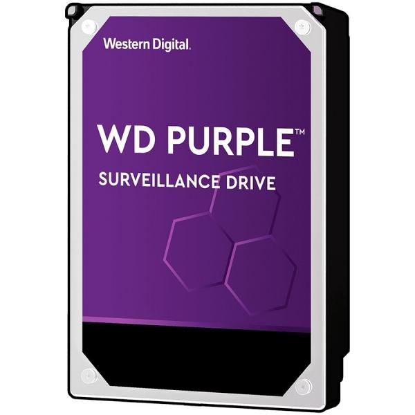 HDD AV WD Purple (3.5\'\', 8TB, 256MB, 7200 RPM, SATA 6 Gb/s) 0