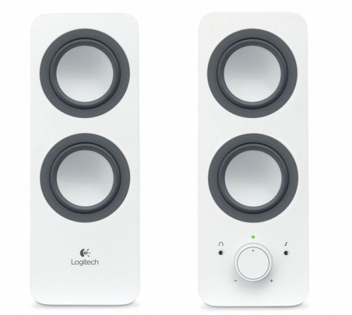 BOXE Logitech 2.0 Z200  RMS power: 10 W , White  0