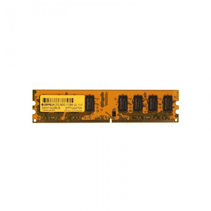 Zeppelin 2GB DDR2 800MHz Bulk  0