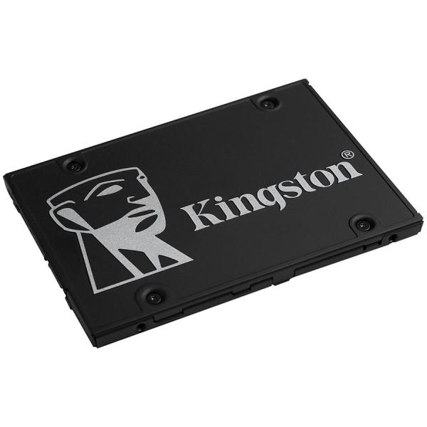 """Kingston 512G SSD KC600 SATA3 2.5""""  EAN: 740617300253 1"""