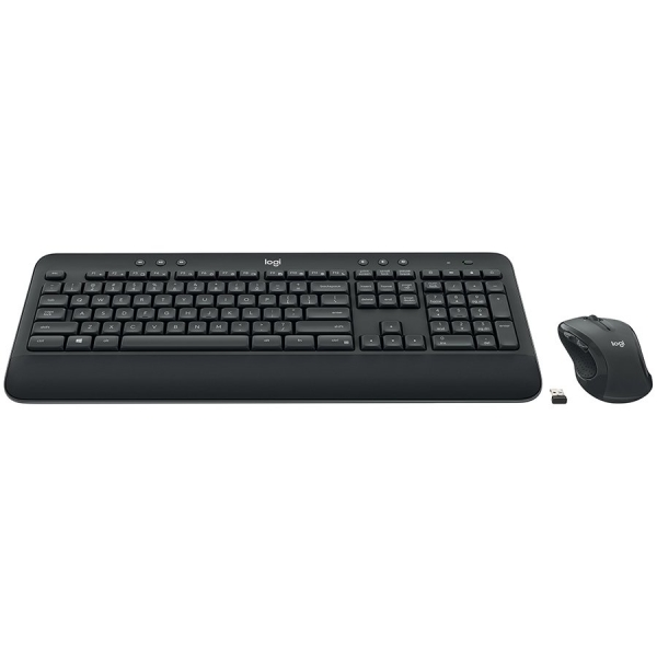 LOGITECH MK545 Advanced Wireless Keyboard and Mouse Combo - US INT\'L - 2.4GHZ - INTNL 0