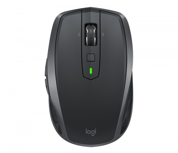 "MOUSE LOGITECH wireless laser, 4000dpi, 7 butoane, 1 rotita scroll, ""MX Anywhere 2S"", graphite, ""910-005153"" (include timbru verde 0.1 lei) 0"