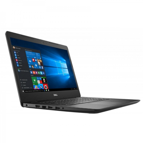 Notebook / Laptop Dell Vostro 3480 Intel Core Whiskey Lake (8th Gen) i5-8265U 256GB SSD 8GB Win10 Pro FullHD Black 2