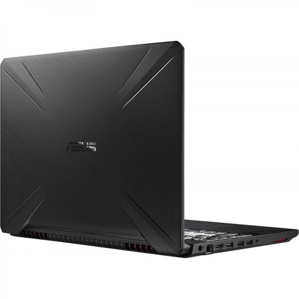 Notebook / Laptop ASUS Gaming 15.6'' TUF FX505DV, FHD, Procesor Ryzen™ 7 3750H (4M+2M Cache, up to 4.0 GHz), 8GB DDR4, 512GB SSD, GeForce RTX 2060 6GB, No OS, Stealth Black 5