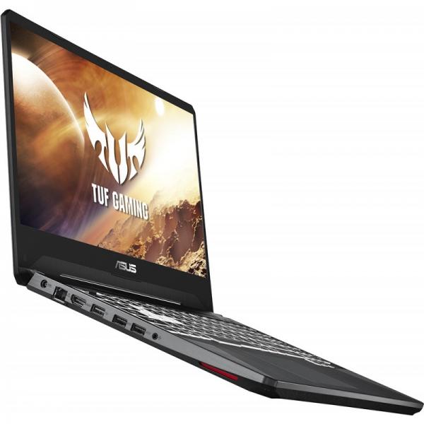Notebook / Laptop ASUS Gaming 15.6'' TUF FX505DV, FHD, Procesor Ryzen™ 7 3750H (4M+2M Cache, up to 4.0 GHz), 8GB DDR4, 512GB SSD, GeForce RTX 2060 6GB, No OS, Stealth Black 9
