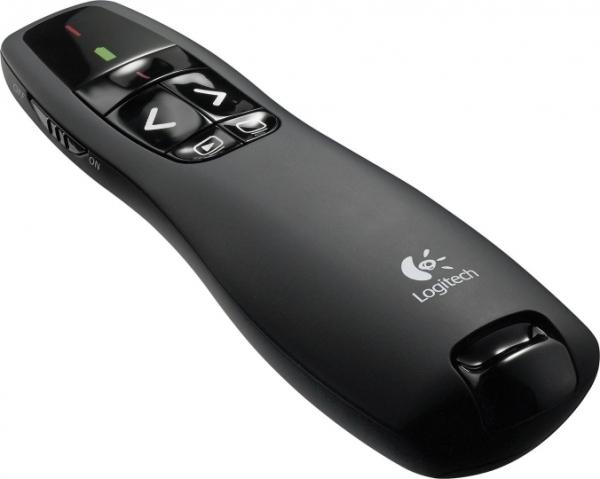 "PRESENTER Logitech ""R400"" Wireless Presenter  ""910-001356""  (include timbru verde 0.1 lei) 0"