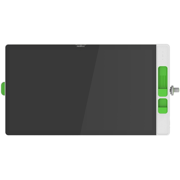 "Prestigio MultiBoard 43"" D series: A53 Quad Core, memory, 2GB + 32GB; UHD, 3840x2160, Capacitive TP, 2 points write & 10 touch; Front camera, 1.3 MP; WiFi, BT, Android 5.1 1"