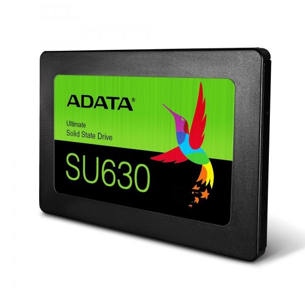 "SSD ADATA 2.5"" SATA3  960GB Ultimate  SU630 3D QLC NAND ""ASU630SS-960GQ-R"" 1"