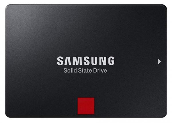 """SAMSUNG 860 Pro 2TB SSD, 2.5"""" 7mm, SATA 6Gb/s, Read/Write: 560 / 530 MB/s, Random Read/Write IOPS 100K/90K 0"""