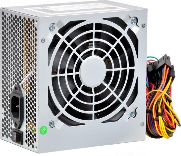 "SURSA LogiStep 450, 250W pt. 450W desktop PC, Gaming PSU 450, 120mm fan, 1x PCI-E (6), 4x S-ATA ""LS-GP-450"" 0"