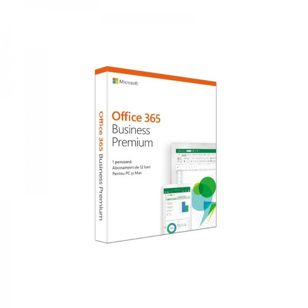 Microsoft Office 365 Business Premium -  OFFICE 365 BUS PREMIUM /ENG  1Y KLQ-00388 0