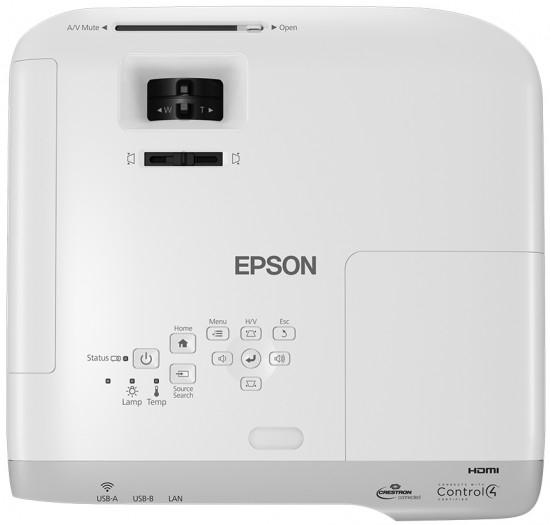 Videoproiector Epson EB-990U 3