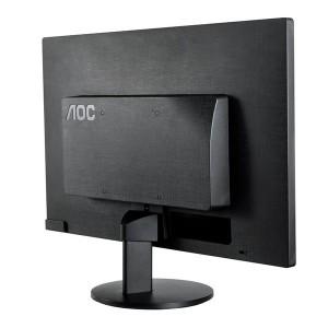 """Monitor LED AOC E970SWN(18.5"""", 1366x768, TN, 700:1, 20000000:1(DCR), 90/65, 5ms, VGA, VESA) Black1"""