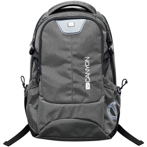 CANYON Backpack for 15.6\'\' laptop, dark gray (Material: 840D Nylon)0