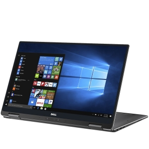 Dell XPS 13(9365) 2-in-1,13.3-inch Touch QHD+(3200x1800) InfinityEdge, Intel Core i7-8500Y, 16GB DDR3 1866MHz, 512GB(M.2) SSD, Intel HD Graphics, 802.11ac 2x2 WiFi for Vpro, BT 4.1 , FGPR, Backlit Kb,2