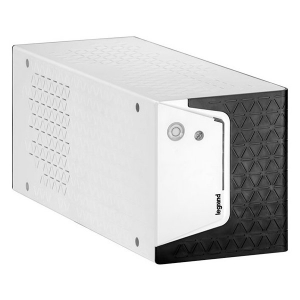 UPS Legrand KEOR SP Tower 600VA/360W Line interactive, AVR, Simulated sinewave, Single-phase, 2 buttons, LED bar, management USB, OUT 4xIEC, backup time up to 15 min, 5kg, battery 1pc 12V 7Ah1