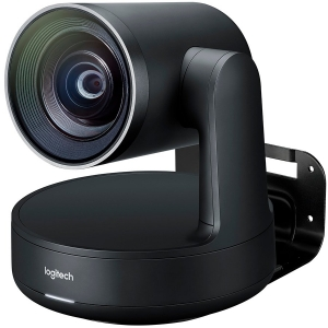 "LOGITECH Rally Ultra-HD ConferenceCam - BLACK - USB - PLUGC - EMEA - DUAL SPEAKER EU ""960-001224""0"