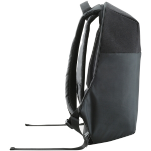 "Backpack for 15.6"" laptop, material 900D glued polyester and 600D polyester, black, USB cable length0.6M, 400x210x480mm, 1kg,capacity 20L2"