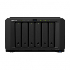 Statie de BACK-UP date Network Attached Storage (NAS) DiskStation DS1618+ 4 GB - Synology0