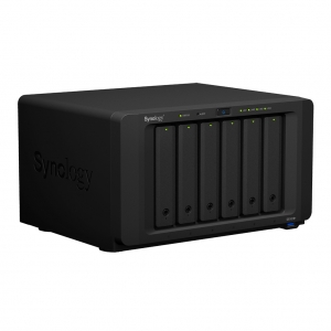 Statie de BACK-UP date Network Attached Storage (NAS) DiskStation DS1618+ 4 GB - Synology3