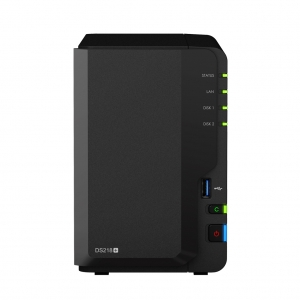 Statie de BACK-UP date Network Attached Storage (NAS) DS218+ 2GB - Synology0