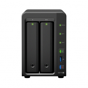 Statie de BACK-UP date Network Attached Storage (NAS) DiskStation DS718+ 2 GB  - Synology0