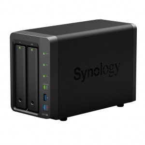 Statie de BACK-UP date Network Attached Storage (NAS) DiskStation DS718+ 2 GB  - Synology1