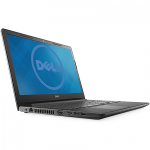 Notebook / Laptop DELL 15.6'' Vostro 3578 (seria 3000), FHD, Procesor Intel® Core™ i3-8130U (4M Cache, up to 3.40 GHz), 4GB DDR4, 128GB SSD, GMA UHD 620, Win 10 Pro, Black, 3Yr CIS4