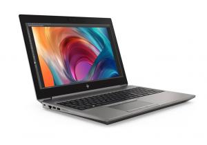 "Laptop HP ZBook 15 G6 procesor Intel® Core™ i9-9880H up to 4.80 GHz Coffee Lake, 15.6"", 4K UHD, 32GB, 1TB SSD, NVIDIA Quadro RTX 3000 6GB, Windows 10 Pro, Black0"