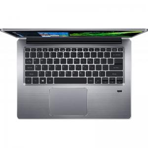 Notebook / Laptop Acer 14'' Swift 3 SF314-41, FHD IPS, Procesor AMD Ryzen™ 3 3200U (4M Cache, up to 3.50 GHz), 8GB DDR4, 256GB SSD, Radeon Vega 3, Linux, Silver1