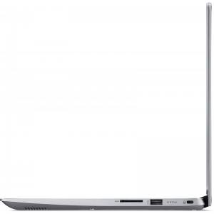 Notebook / Laptop Acer 14'' Swift 3 SF314-41, FHD IPS, Procesor AMD Ryzen™ 3 3200U (4M Cache, up to 3.50 GHz), 8GB DDR4, 256GB SSD, Radeon Vega 3, Linux, Silver5