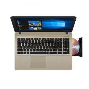 Notebook / Laptop ASUS 15.6'' VivoBook 15 X540UB, FHD, Procesor Intel® Core™ i3-7020U (3M Cache, 2.30 GHz), 4GB DDR4, 1TB SSHD, GeForce MX110 2GB, Endless OS, Chocolate Black, No ODD2