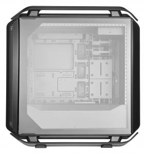 "CARCASA COOLER MASTER. Full-Tower E-ATX, Cosmos  C700P, tempered glass, 3* 140mm fan (inclus), I/O panel, RGB controller & RGB LED strips, black ""MCC-C700P-KG5N-S00""3"
