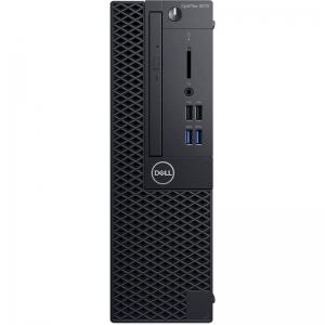 Desktop Dell OptiPlex 3070 SFF Intel Core Coffee Lake (9th Gen) i5-9500 256GB SSD 8GB Win10 Pro Tastatura + Mouse Black0
