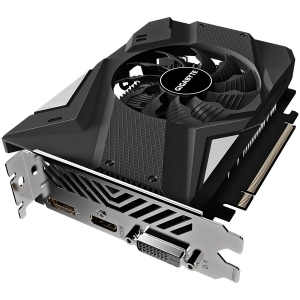 GIGABYTE Video Card NVidia GeForce GTX 1650 SUPER OC GDDR6 4GB/128bit, 1725MHz/12000MHz, PCI-E 3.0 x16, HDMI, DP, DVI-D,  1X Cooler (Double Slot), Retail1