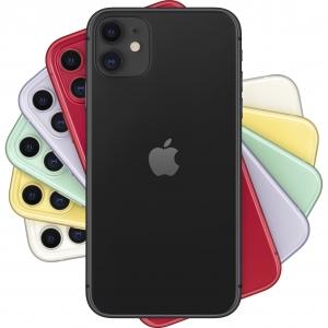 Smartphone Apple iPhone 11, 128GB, Black1
